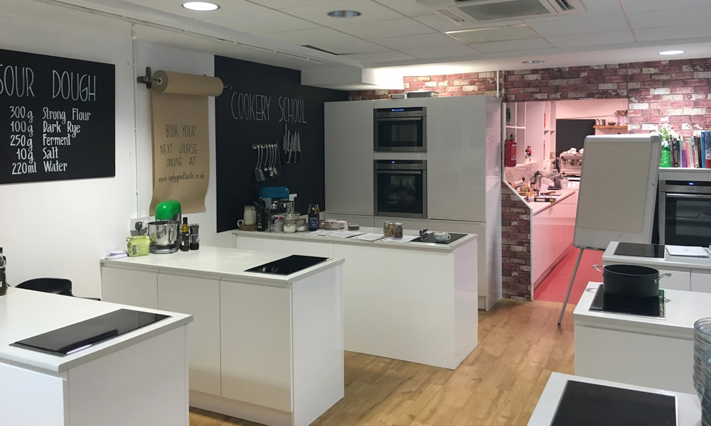 Simply Good Cookery School