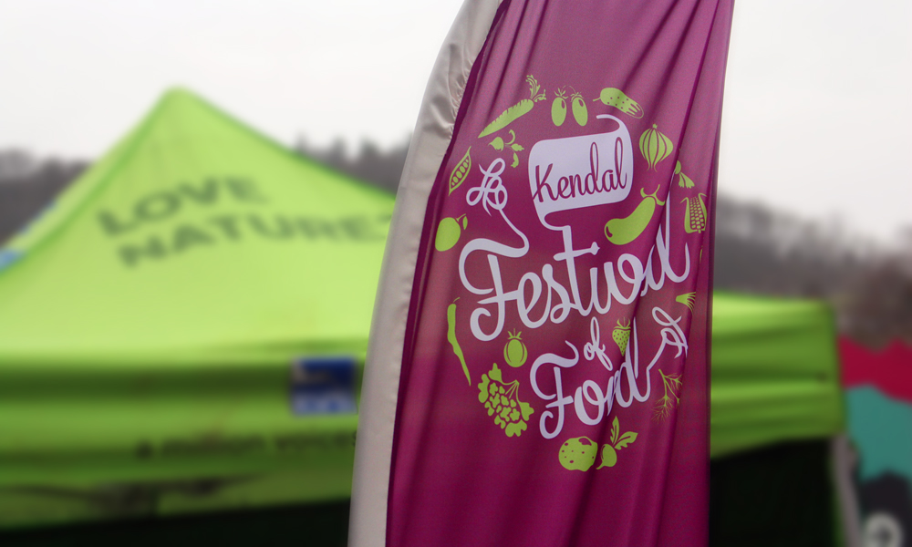 Kendal Festival of Food 2016