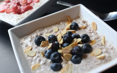 Bircher or Overnight Oats