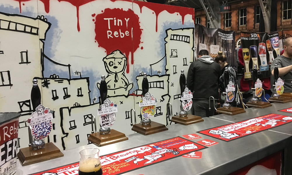 Manchester Beer and Cider Festival 2017