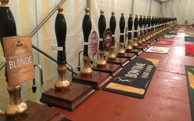 A Beer Festival From Behind The Scenes