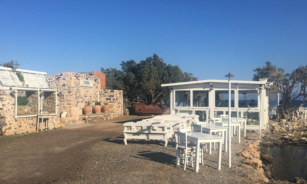 Kanali Fish Taverna, Elounda, Crete